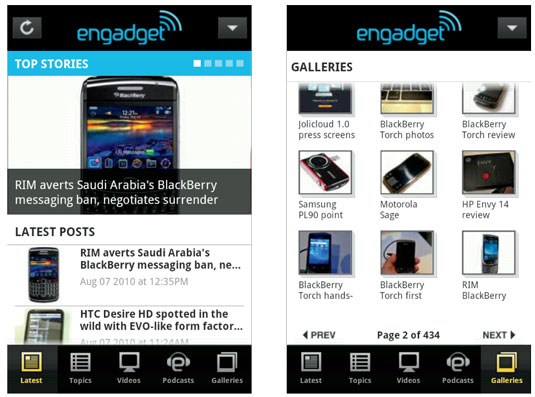 Android Apps For News And Weather Dummies