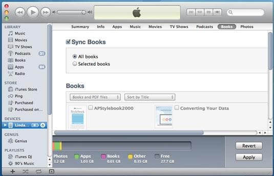 how do i  pdf files onto my ipad