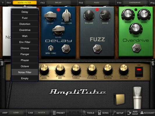amplitube full version free download for ipad