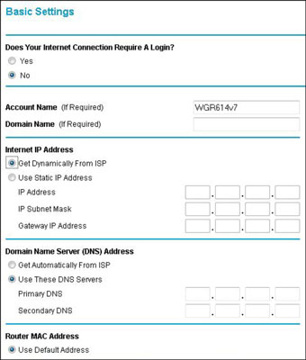 How to Configure Your Wireless Access Point - dummies