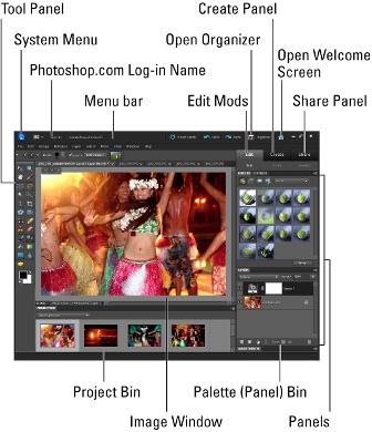 adobe photoshop elements 10 tutorial pdf