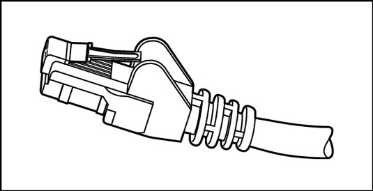 network basics  twisted-pair cable