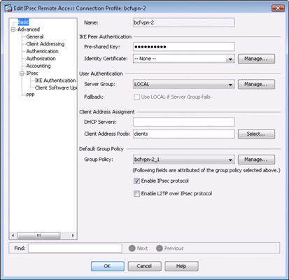 Network Administration: VPN Servers and Clients - dummies