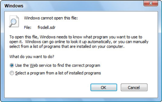 How to Open a File that Won't Open - dummies