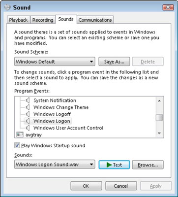 How to Silence the Sounds that Windows Makes - dummies