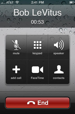 How to Use FaceTime with Your iPhone 4S