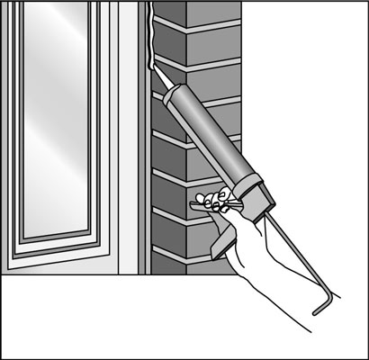 How To Seal Windows Dummies