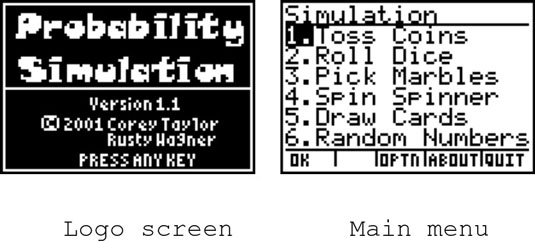 How to Use Probability Simulation on the TI-84 Plus - dummies