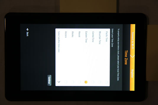 How to Set Up Your Kindle Fire - dummies