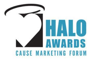 The Halo Awards logo.