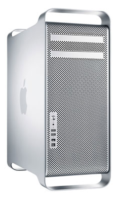 A Mac Pro tower makes a powerful server. [Credit: Photo courtesy of Apple.]