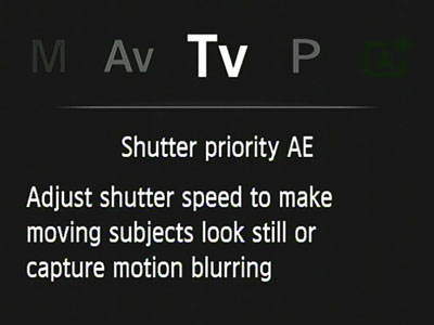 To get rid of the Help screens that appear when you select certain camera options, disable the Feat