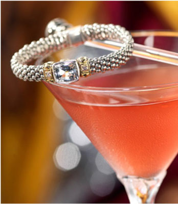 Limited edition bracelet, created exclusively for The Capital Grille