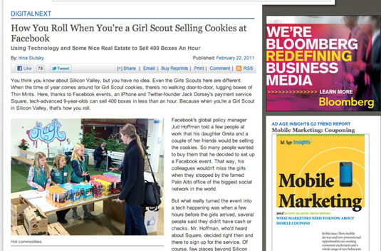 <i/></noscript>Ad Age story on Girl Scouts using Facebook to sell cookies.&#8221;/> <div class=