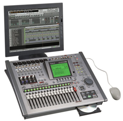 A studio-in-a-box system contains everything you need to make great recordings.