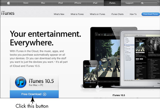 free download itunes for iphone 4s
