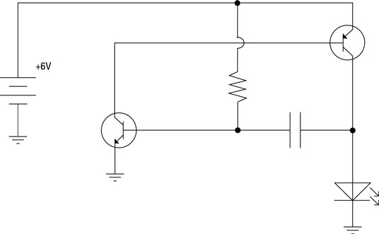 electronics schematics ground and power connections dummies rh dummies com Simple Circuit Diagram Simple Circuit Diagram