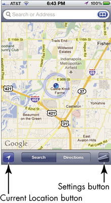 For Seniors: Go to Your Current Location with iPhone 4S Maps ... on language map, current weather map, current political map, current events, current menu, state map, current cloud cover map, city map, gender map, country map, current day map,