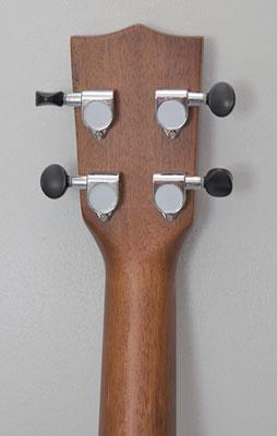Geared uke tuners.