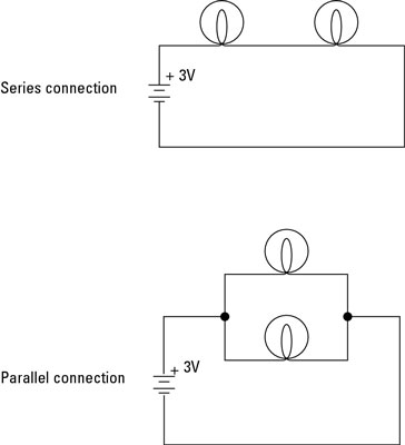 Pleasant Electronics Projects How To Build Series And Parallel Circuits Wiring Cloud Hisonuggs Outletorg