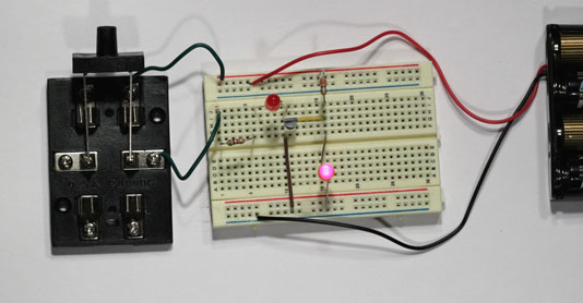 Electronics Projects: How to Build a NOT Gate Circuit - dummies