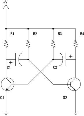 Electronics Components: Oscillator Circuits - dummies on