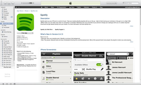 How to Download Spotify Mobile - dummies