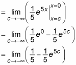 Solving an integral.
