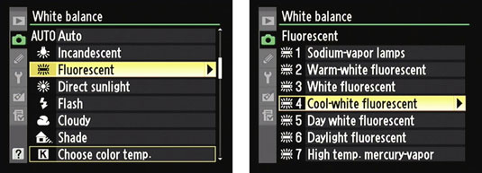 changing settings for white balance on a nikon d7000 dummies rh dummies com custom white balance d7000 Nikon D7000 Photo Gallery