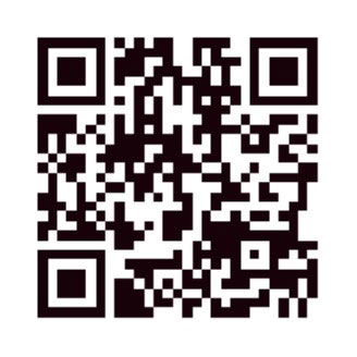 The QR code is a link to the book's companion website.