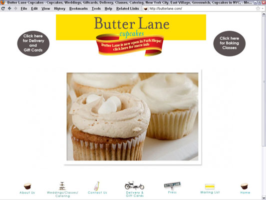 Butter Lane Cupcakes found social media to be a great way to grow its business.
