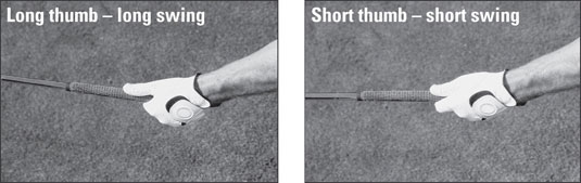 a collection of images from improving your golf swing in a day for