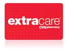 CVS customer Loyalty Card