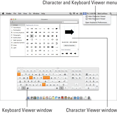 how to use insert on mac keyboard