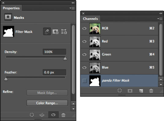 How to Use Smart Filters in Photoshop CS6 - dummies