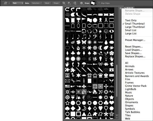 custom shape tools for photoshop cs6 free download