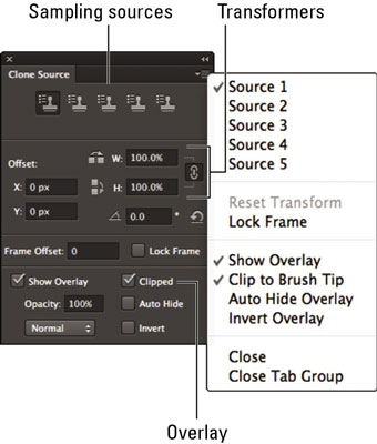 How to Use the Clone Stamp Tool in Photoshop CS6 - dummies