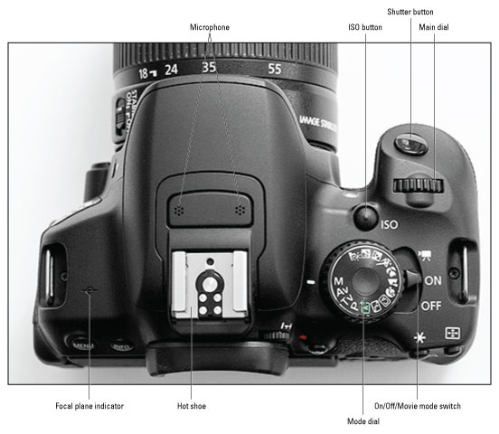 canon eos rebel t4i 650d for dummies cheat sheet dummies rh dummies com Canon EOS Canon Rebel T4i Camera