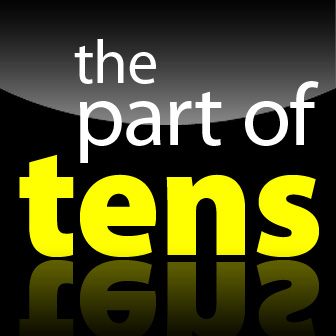 The part of tens logo.