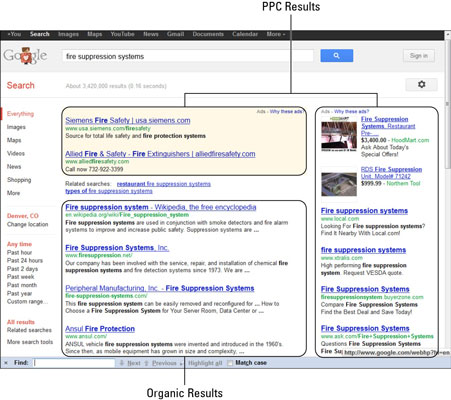 How to read search engine results pages dummies