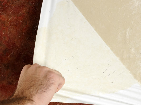 How To Take Off Wallpaper From Drywall By Soaking And