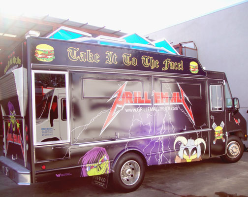 Diffe Types Of Mobile Food Vehicles