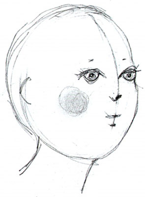 how to draw fashion eyes with different angles and expressions dummies