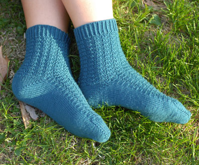 How To Knit Thermal Sport Socks Dummies