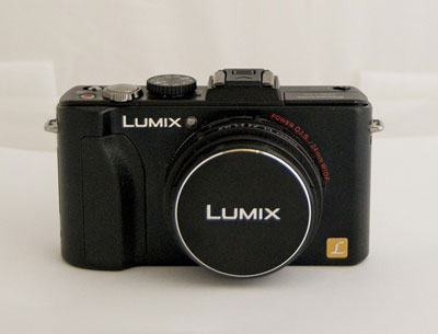 The Panasonic Lumix DMC-LX5 is a quality point-and-shoot camera option.