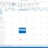 The Calendar module in Outlook 2013.
