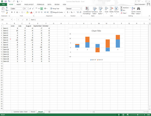 how to share excel file  How to Share Excel 2013 Files - dummies