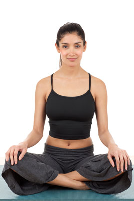 Breathe Deeply To Reduce Your Stress Level And Belly Fat