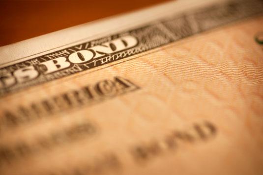 A bond certificate.