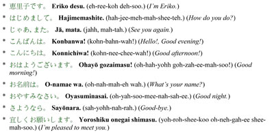 Japanese phrases for meeting and greeting dummies image0g m4hsunfo
